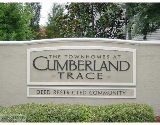 Cumberland Trace Townhomes in Largo, Florida