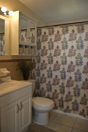 hall bath small