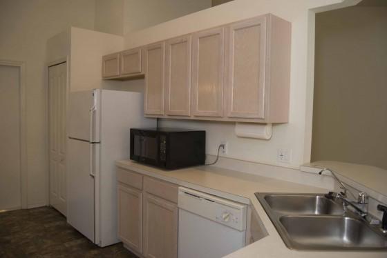 kitchen fridge view small